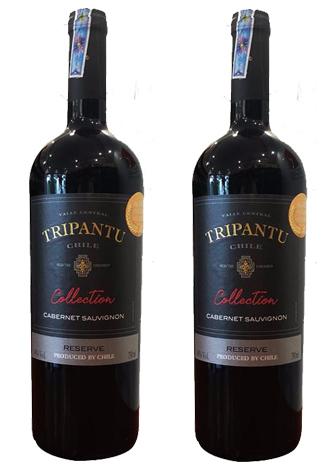 Rượu vang Tripantu Reserva Hấp dẫn Cabernet Sauvignon