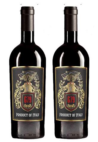 Rượu vang G79 14,5% Phối nho Hảo hạng