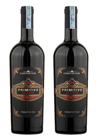 Rượu vang Old Wine 1988 Gốc nho Primitivo trên 50 năm tuổi