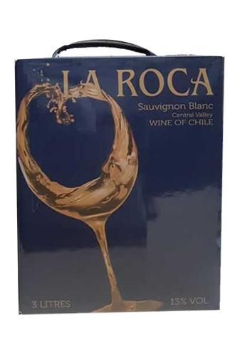 Rượu vang bịch Laroca Sauvignon Blanc 3 Lít Central Valley