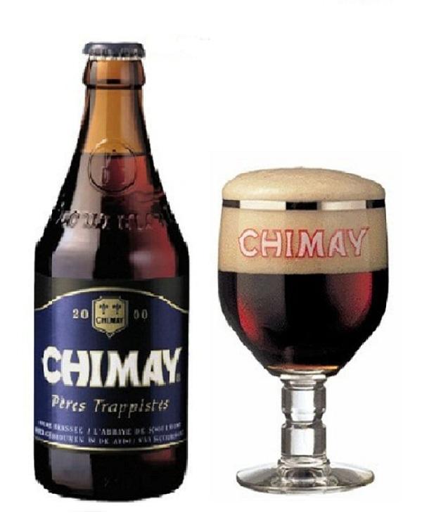 Bia Chimay Xanh 9%