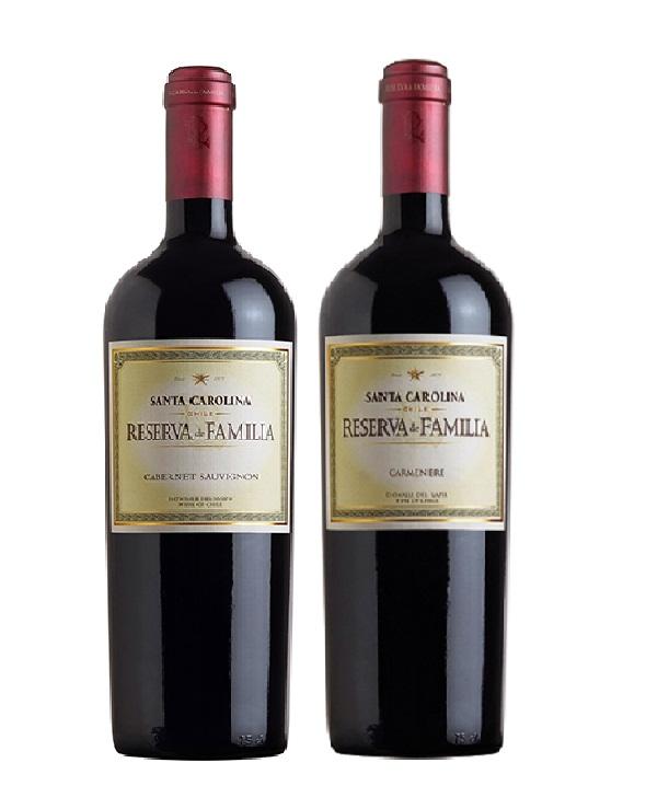 Rượu vang Santa Carolina Reserva de Familia