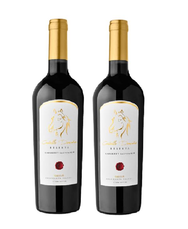 Rượu vang Chile Caballo dorado RESERVA