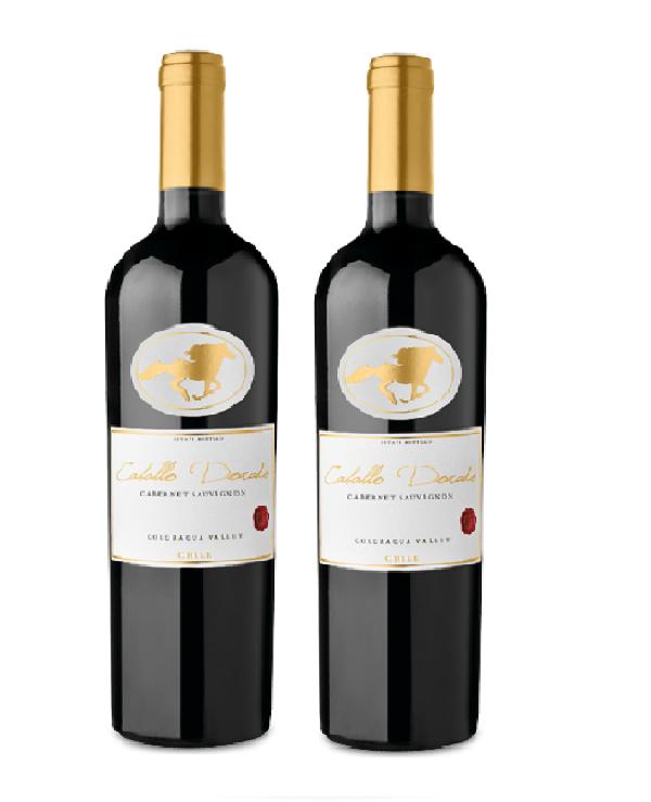 Rượu vang Chile Caballo dorado VARIETALES