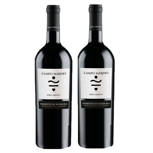 Rượu vang Ý Campo Marino