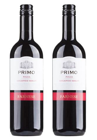 Rượu vang Ý Primo Sangiovese – Merlot