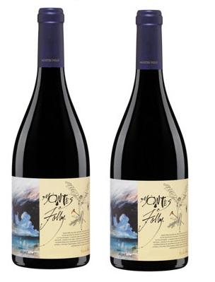 Rượu vang Chile Montes Folly Syrah