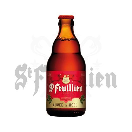 Bia Bỉ St-Feuillien Noel