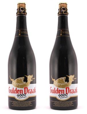 Bia Gulden Draak 9000 750ml