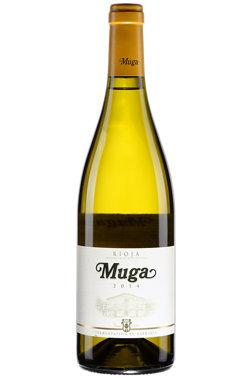 Rượu vang trắng Muga White