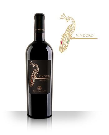Rượu vang Ý Vindoro 1.5l