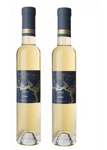Rượu vang ngọt Late Harvest Wines Vidal Icewine Henry of Pelham