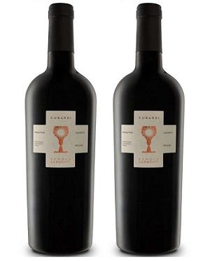Rượu vang Ý Chén Thánh Cubardi Primitivo Salento Rosso