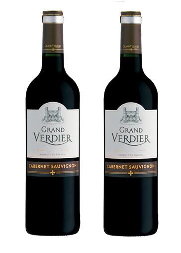 Rượu vang Pháp Grand Verdier Cabernet Sauvignon