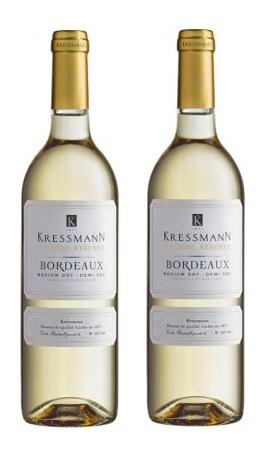 Rượu vang Pháp Kressmann Bordeaux Demi Sec