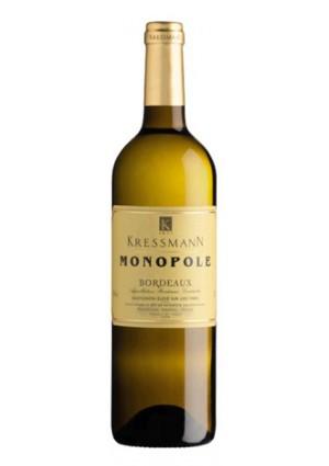 Rượu vang Pháp Kressmann Monopole Sauvignon Blanc