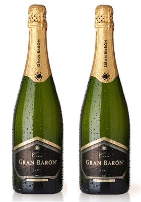 Sâm banh Tây Ban Nha Gran Baron Cava Brut