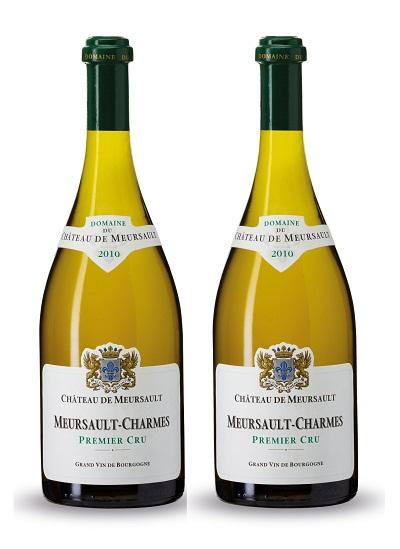 Rượu vang Pháp Chateau de Meursault – Les Charmes Dessus