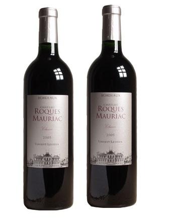 Rượu vang Pháp Chateau Roques Mauriac Grand AOC Bordeaux Superieur