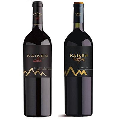 Rượu vang Kaiken Ultra Cabernet Sauvignon - Malbec