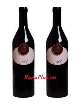 Rượu vang Mỹ Buccella Merlot