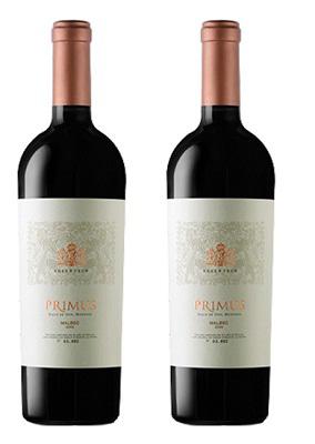 Rượu vang Primus Malbec Cabernet Sauvignon