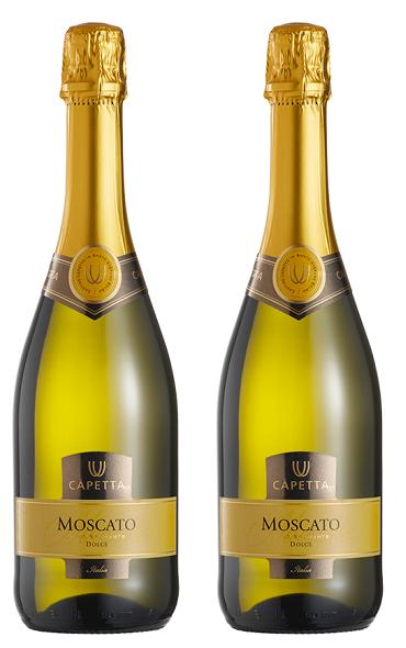 Rượu vang Moscato Dolce Capetta giá bán rẻ