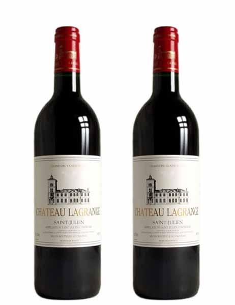 Rượu vang Chateau Lagrange