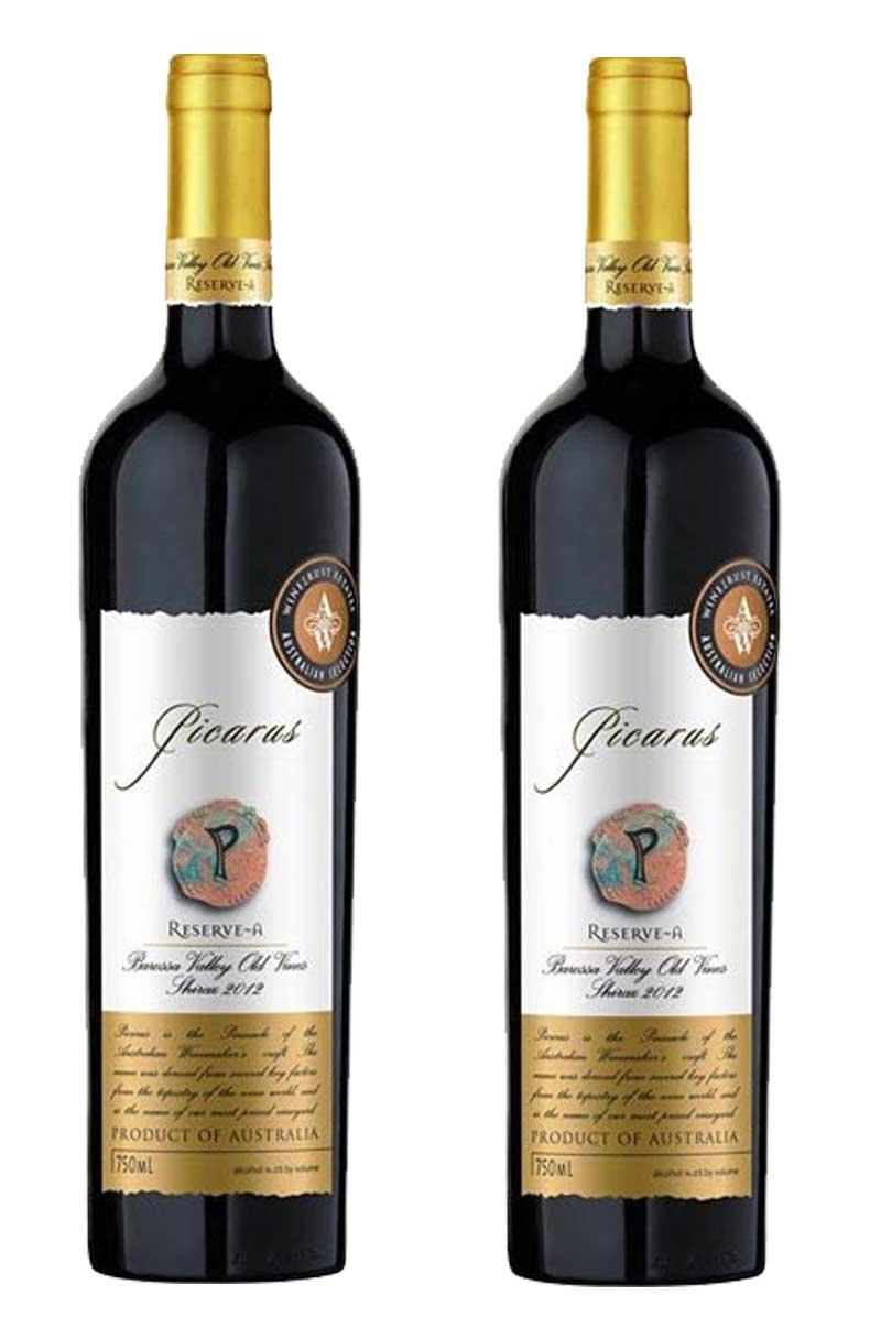 Rượu vang Úc Picarus Reserve A Shiraz
