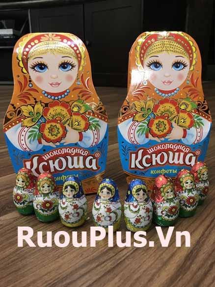 Kẹo Socola Búp Bê Nga