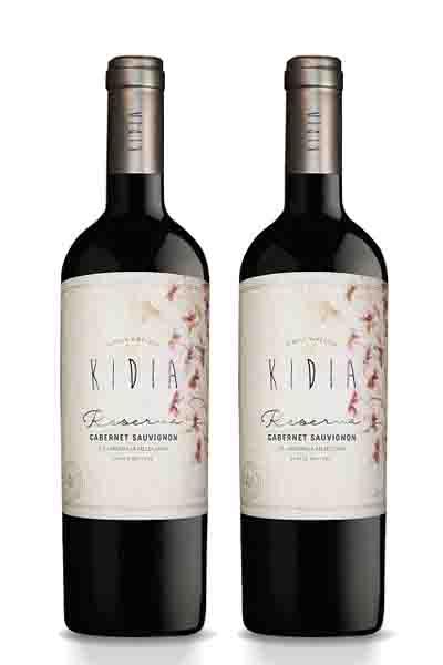 Rượu vang Kidia nhập khẩu chính hãng giá buôn