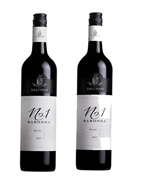 Rượu vang Úc Saltram No.1