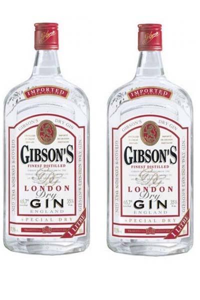 Rượu ngoại Gibson's Gin