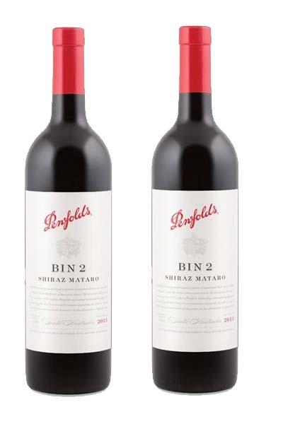Rượu vang Úc Penfolds Bin 2 Shiraz Mataro