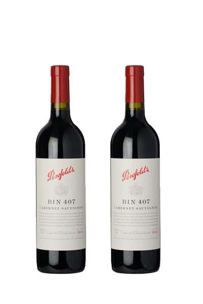 Rượu vang Úc Penfolds Bin 407 Cabernet Sauvignon