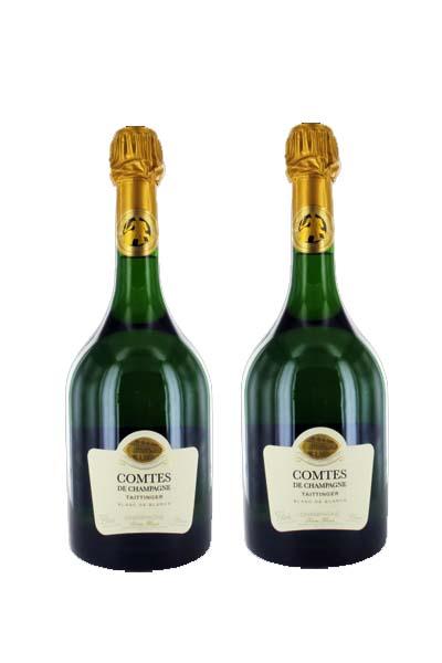 Sâm panh Comtes de Champagne Taittinger