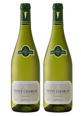 Rượu vang Pháp Petit Chablis Vibrant