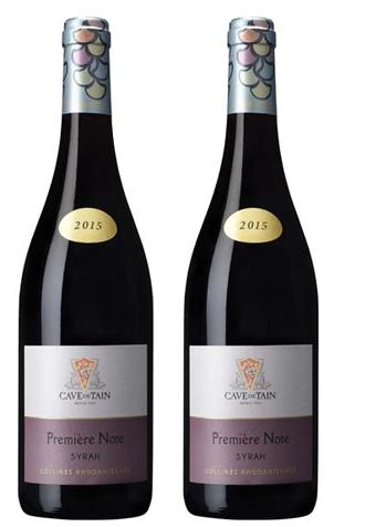 Rượu vang Pháp Premiere Note Syrah