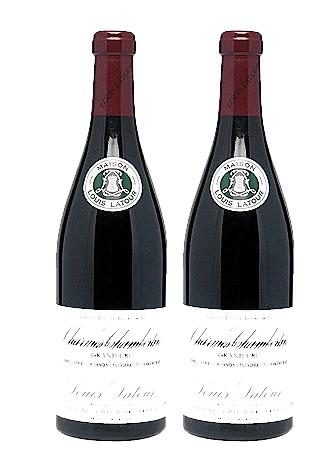 Rượu vang Pháp Charmes – Chambertin Louis Latour