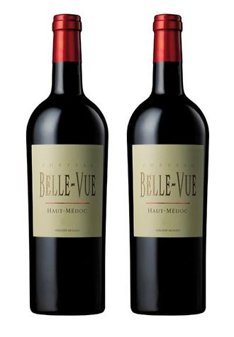 Rượu vang Chateau Belle Vue Haut Medoc Cao cấp