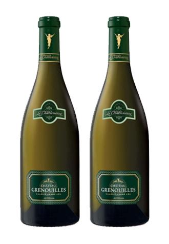 Rượu vang Pháp Chateau Grenouilles