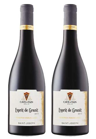 Rượu vang Pháp Esprit De Granit Saint – Joseph