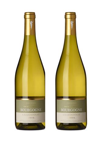 Rượu vang Pháp Bourgogne Chardonnay