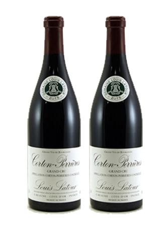 Rượu vang Pháp Corton – Perrieres Louis Latour