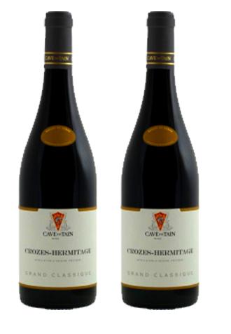 Rượu vang Pháp Crozes – Hermitage Grand Classique Rouge