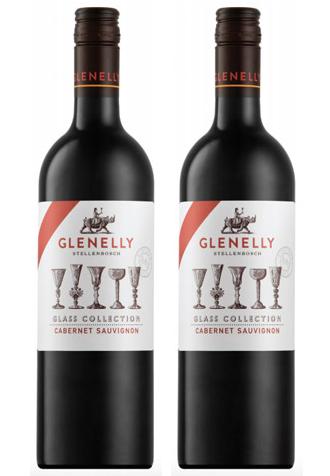Rượu vang Nam Phi Glenelly Glass Collection Cabernet Sauvignon