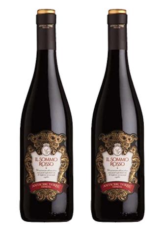 Rượu vang Ý IL Sommo Rosso