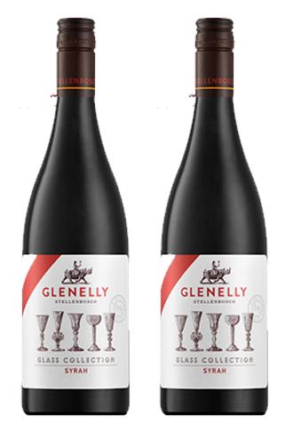 Rượu vang Nam Phi Glenelly Glass Collection Shiraz