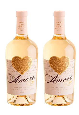 Rượu vang Ý Amore Oro Vino Bianco Biologico