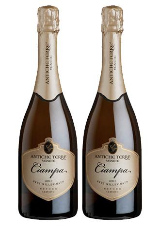 Rượu vang Ý Ciampa Spumante Brut Millesimato